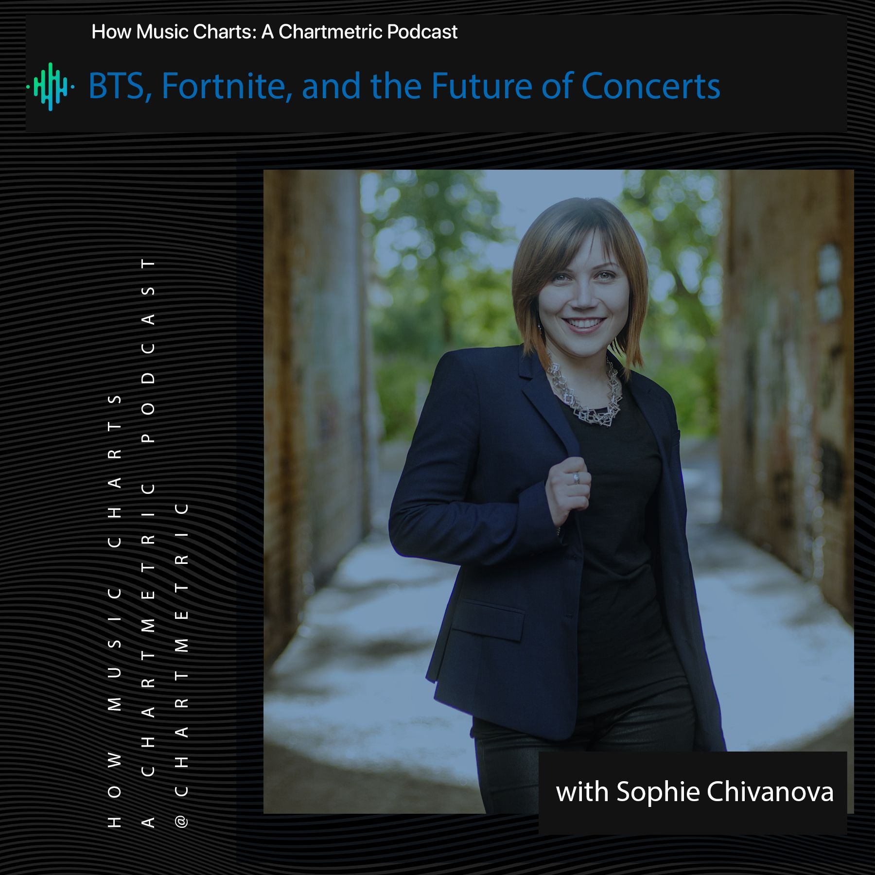 BTS, Fortnite, and the Future of Concerts With Sophie Chivanova