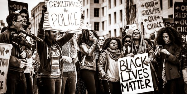 Black Lives Matter. This Is How We Will Contribute.