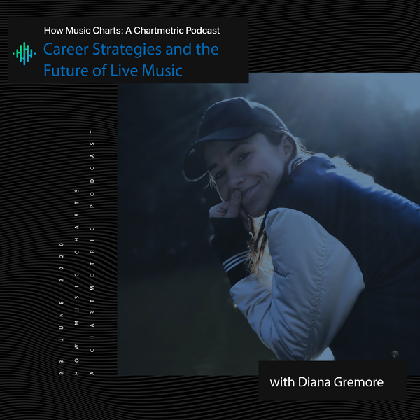 Career Strategies and the Future of Live Music With Paradigm Talent Agency's Diana Gremore