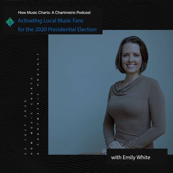 Activating Local Music Fans for the 2020 Presidential Election With #iVoted's Emily White