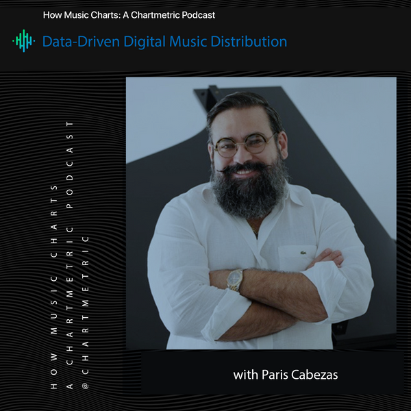 Data-Driven Digital Music Distribution and Neighboring Rights With InnerCat's Paris Cabezas